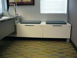 file cabinet bench seat. File Cabinet Bench Seat Case In Point Storage That Doubles As Seating For