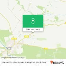 barnard castle boxing club stainton grove barnard castle county durham north east