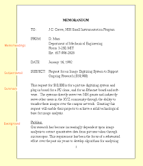 Sample Of Memoranda Memoranda