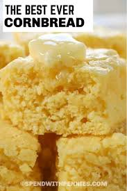 Maize (corn) is a major crop in the us and the southern states in particular use cornmeal (which is the product of ground, dried maize) to make a wide variety of dishes, including cornbread. Homemade Cornbread Recipe Ready In 40 Mins Spend With Pennies