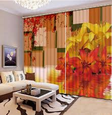 Yellow Curtains For Living Room Popular Elegant Living Room Curtains Buy Cheap Elegant Living Room