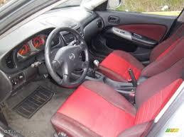 2002 Nissan Sentra SE-R Spec V interior Photo #46491642 | GTCarLot.com