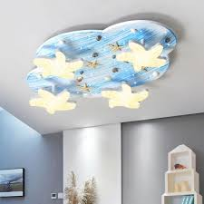Flush Ceiling Lights Living Room Inspiration Modern Bedroom Living Room 48 Light Semi Flush Ceiling Light 4848