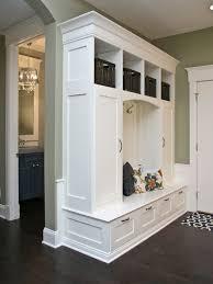 small mudroom locker