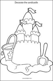 Small Picture Printable Beach Coloring Pages Dozens to choose Color your