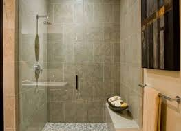 gallery for shower designs with bench
