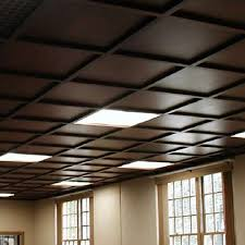 5th wall designs cherry with a chestnut finish ceiling office