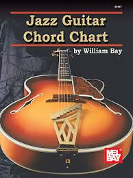 Jazz Guitar Chord Chart Chart - Mel Bay Publications, Inc. : Mel Bay