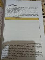 Ujian akhir semester (uas) / penilaian akhir semester (pas). Buku Paket Bahasa Indonesia Kelas 10 Halaman 99 Brainly Co Id