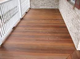 image of wood porch flooring tongue and groove type