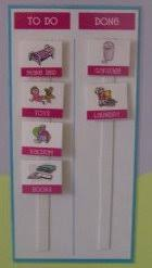 Autism Chore Chart Developing Lifeskills Chores The Autism Community In