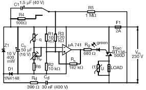 ntc thermistor for temperature measurement and control selecting Fridge Thermostat Diagram refrigerator thermostat using an ntc temperature sensor mini fridge thermostat wiring diagram