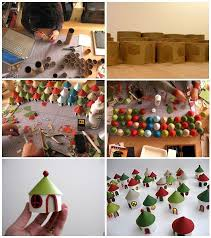 DIY Christmas Crafts CHRISTMAS ORNAMENTS Form Paper Toilet Rolls Christmas Crafts Made With Toilet Paper Rolls