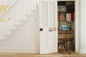 under stairs office. Home Office Under Stairs L