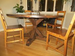 rustic dining table diy. Round Table Plans Rustic Dining Diy
