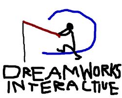 Benettonplay! Flipbook Deluxe! - DreamWorks Interactive logo