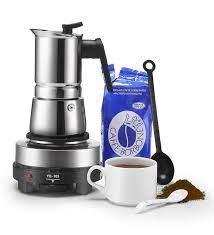 Bếp điện mini đa năng pha trà cà phê nấu cháo công suất 500W   Điện Máy  Thái Quang