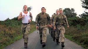 the 9 miler test 2 royal marines mando tests