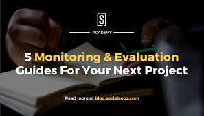 The Best Project Monitoring And Evaluation Guides