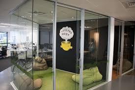 trendy office design. Photos Tony Nyberg Trendy Office Design