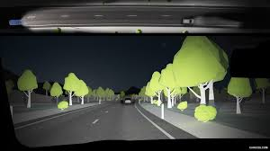 Dynamic Light Assist 2015 Volkswagen Touareg Dynamic Light Assist Main Beam
