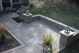 Small Picture Patio Seating Wall Designs Patio Ideas