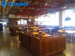 Google office cafeteria Office Apple The Ultimate Working Lunch Inside The Envyinducing Canteens At Companies Like Dropbox Google And Pixar That Offer Free Food Extensive Menus Daily Mail Companies Like Dropbox Google And Pixar Offer Free Food And Gourmet