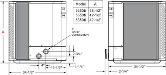 raypak standard k btu digital heat pump com raypak dimensions
