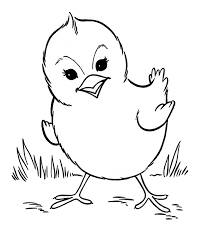 farm animals coloring pages for kids printable. Baby Farm Animal Coloring Pages In Animals For Kids Printable