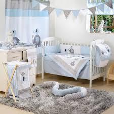 stylish 8 piece boy ba bedding set cartoon whale nursery quilt