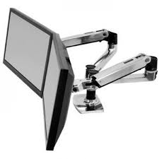 Ergotron Lx Triple Display Lift Stand Review LX Dual SidebySide Monitor Arm Ergonomics Now 55