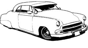 Small Picture Drawing Lowrider Cars Coloring Pages Download Print Online