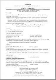 esthetician resume samples esthetician resume objective by anjela thompson