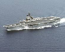 List Of Aircraft Carriers Of The United States Navy Wikipedia