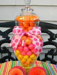 Decorated Candy Jars missy martin cupcake60 on Pinterest 20