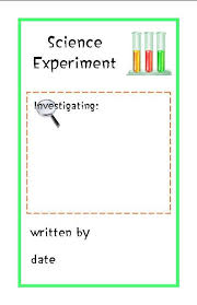 29 Images Of Science Fair Project Template Printable Infovia Net