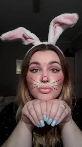 Small Picture The 25 best Bunny makeup ideas on Pinterest Deer face paint