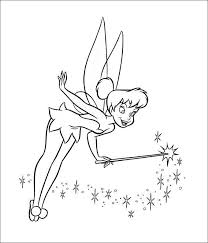 Free printable tinkerbell coloring pages for kids #2496602. 30 Tinkerbell Coloring Pages Free Coloring Pages Free Premium Templates