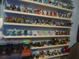 Charming The Ultimate SKYLANDERS Bedroom And Collection   YouTube