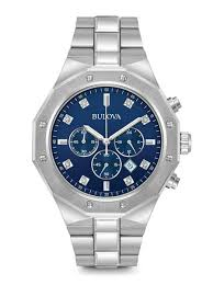 men s watches bulova 96d138 men s diamond watch