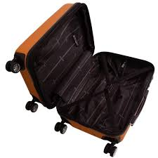 Mia Toro ITALY Moderno 24-inch Hardside Expandable Spinner Upright Suitcase  - Free Shipping Today - Overstock.com - 17241332