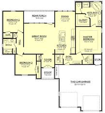 Duplex Small House Design Floor Plans With 3 And 4 BedroomsSmall 4 Bedroom House Plans