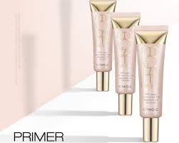 base foundation primer makeup cream sunscreen moisturizing oil control