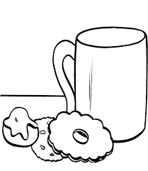 Small Picture Hot Chocolate Coloring Page Coloring Pages Ideas Reviews