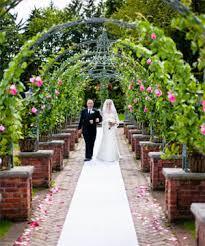 outdoor wedding venues. NJ Outdoor Wedding Venue Elegant Garden Weddings
