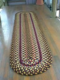 braided rug runners braided rug runners awesome braided rug runners handmade rugs by marge braided kitchen