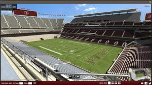 Kyle Field 3d Seating Chart Post Your New Kyle Field Seats Interactive View