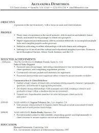 Resume Sales Associate Job Description Resume Samples