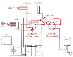 marine dual battery switch wiring diagram wiring diagram perko dual battery switch at Marine Dual Battery Switch Diagram