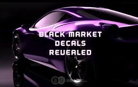 Black market rocket league skins. All Black Market Decals On The Most Popular Cars Rocket League